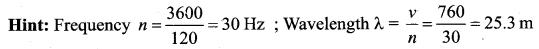 Samacheer Kalvi 11th Physics Solutions Chapter 11 Waves 150