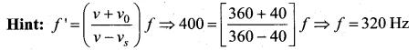 Samacheer Kalvi 11th Physics Solutions Chapter 11 Waves 160