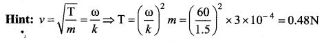 Samacheer Kalvi 11th Physics Solutions Chapter 11 Waves 500