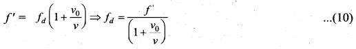 Samacheer Kalvi 11th Physics Solutions Chapter 11 Waves 967