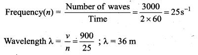 Samacheer Kalvi 11th Physics Solutions Chapter 11 Waves 974