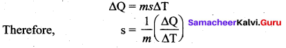 Samacheer Kalvi 11th Physics Solutions Chapter 8 Heat and Thermodynamics 17