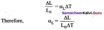 Samacheer Kalvi 11th Physics Solutions Chapter 8 Heat and Thermodynamics 20