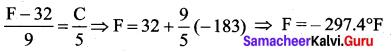 Samacheer Kalvi 11th Physics Solutions Chapter 8 Heat and Thermodynamics 255