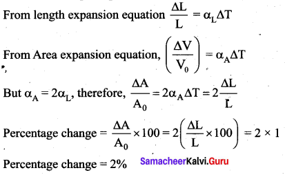 Samacheer Kalvi 11th Physics Solutions Chapter 8 Heat and Thermodynamics 300