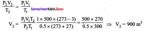 Samacheer Kalvi 11th Physics Solutions Chapter 8 Heat and Thermodynamics 308