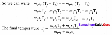 Samacheer Kalvi 11th Physics Solutions Chapter 8 Heat and Thermodynamics 4512