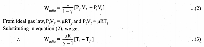 Samacheer Kalvi 11th Physics Solutions Chapter 8 Heat and Thermodynamics 73