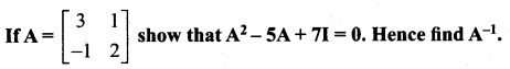 Samacheer Kalvi 12th Maths Solutions Chapter 1 Applications of Matrices and Determinants Ex 1.1 21