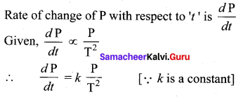 Samacheer Kalvi 12th Maths Solutions Chapter 10 Ordinary Differential Equations Ex 10.2 3