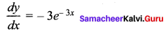 Samacheer Kalvi 12th Maths Solutions Chapter 10 Ordinary Differential Equations Ex 10.4 307