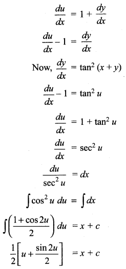 Samacheer Kalvi 12th Maths Solutions Chapter 10 Ordinary Differential Equations Ex 10.5 23