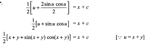 Samacheer Kalvi 12th Maths Solutions Chapter 10 Ordinary Differential Equations Ex 10.5 24