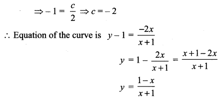 Samacheer Kalvi 12th Maths Solutions Chapter 10 Ordinary Differential Equations Ex 10.5 7
