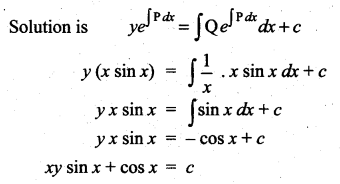 Samacheer Kalvi 12th Maths Solutions Chapter 10 Ordinary Differential Equations Ex 10.7 18