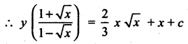 Samacheer Kalvi 12th Maths Solutions Chapter 10 Ordinary Differential Equations Ex 10.7 27