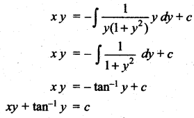Samacheer Kalvi 12th Maths Solutions Chapter 10 Ordinary Differential Equations Ex 10.7 30