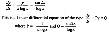 Samacheer Kalvi 12th Maths Solutions Chapter 10 Ordinary Differential Equations Ex 10.7 32
