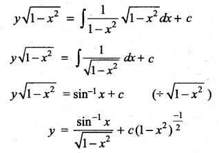 Samacheer Kalvi 12th Maths Solutions Chapter 10 Ordinary Differential Equations Ex 10.7 7