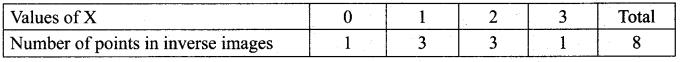 Samacheer Kalvi 12th Maths Solutions Chapter 11 Probability Distributions Ex 11.1 3