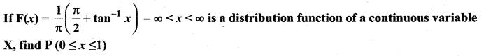 Samacheer Kalvi 12th Maths Solutions Chapter 11 Probability Distributions Ex 11.2 23