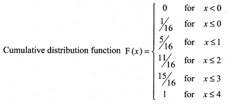 Samacheer Kalvi 12th Maths Solutions Chapter 11 Probability Distributions Ex 11.2 77