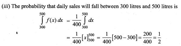 Samacheer Kalvi 12th Maths Solutions Chapter 11 Probability Distributions Ex 11.3 8