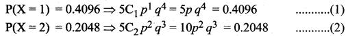 Samacheer Kalvi 12th Maths Solutions Chapter 11 Probability Distributions Ex 11.5 21