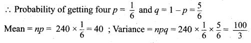 Samacheer Kalvi 12th Maths Solutions Chapter 11 Probability Distributions Ex 11.5 8