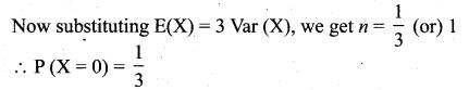 Samacheer Kalvi 12th Maths Solutions Chapter 11 Probability Distributions Ex 11.6 13