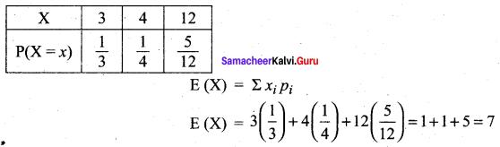 Samacheer Kalvi 12th Maths Solutions Chapter 11 Probability Distributions Ex 11.6 38