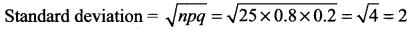 Samacheer Kalvi 12th Maths Solutions Chapter 11 Probability Distributions Ex 11.6 6