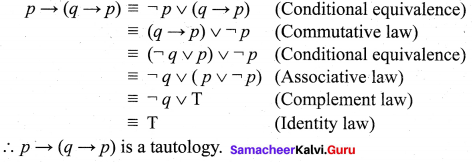 Samacheer Kalvi 12th Maths Solutions Chapter 12 Discrete Mathematics Ex 12.2 22
