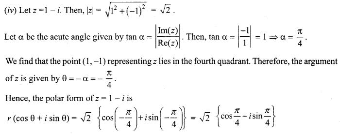 Samacheer Kalvi 12th Maths Solutions Chapter 2 Complex Numbers Ex 2.7 4