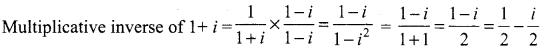 Samacheer Kalvi 12th Maths Solutions Chapter 2 Complex Numbers Ex 2.9 5