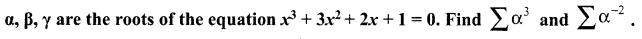 Samacheer Kalvi 12th Maths Solutions Chapter 3 Theory of Equations Ex 3.1 10