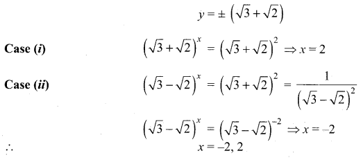 Samacheer Kalvi 12th Maths Solutions Chapter 3 Theory of Equations Ex 3.5 10