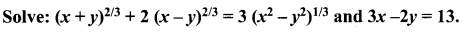 Samacheer Kalvi 12th Maths Solutions Chapter 3 Theory of Equations Ex 3.5 2