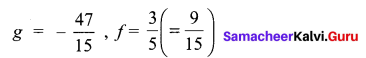 Chapter 5 Maths Class 12 Solutions Ex 5.1 Two Dimensional Analytical Geometry Samacheer Kalvi
