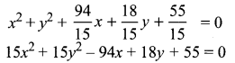 12th Maths 5th Chapter Samacheer Kalvi Solutions Two Dimensional Analytical Geometry