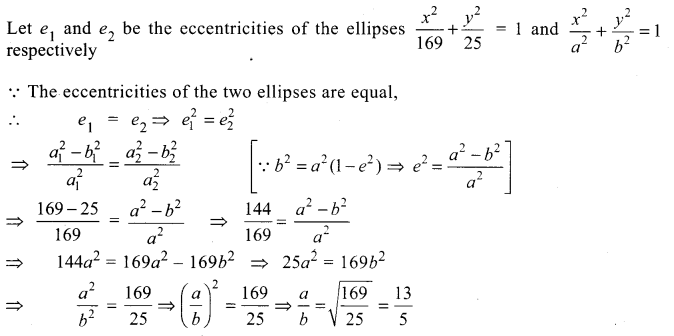 Samacheer Kalvi 12th Maths Solutions Chapter 5 Two Dimensional Analytical Geometry - II Ex 5.6 29
