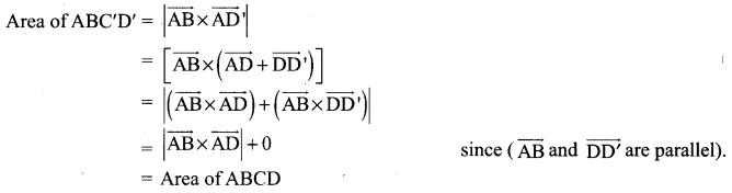 Samacheer Kalvi 12th Maths Guide Chapter 6 Applications Of Vector Algebra Ex 6.1