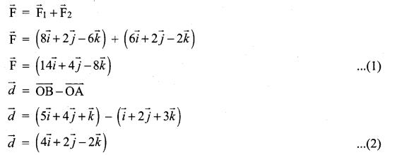 Samacheer Kalvi.Guru 12th Maths Solutions Chapter 6 Applications Of Vector Algebra Ex 6.1