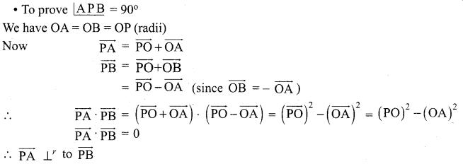 12 Maths Samacheer Kalvi Solutions Chapter 6 Applications Of Vector Algebra Ex 6.1