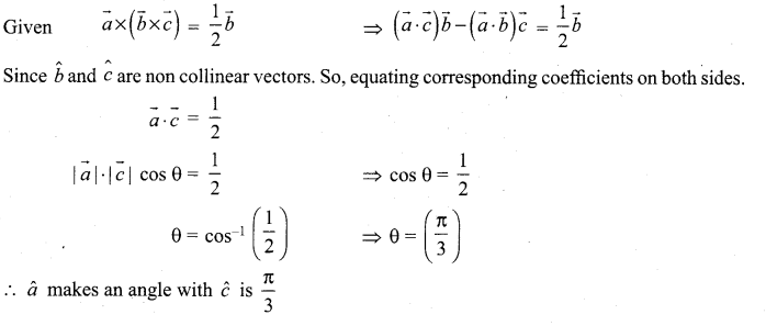Samacheer Kalvi 12th Maths Solutions Chapter 6 Applications of Vector Algebra Ex 6.3 15
