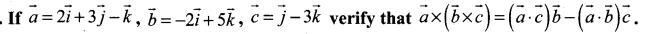 Samacheer Kalvi 12th Maths Solutions Chapter 6 Applications of Vector Algebra Ex 6.3 18