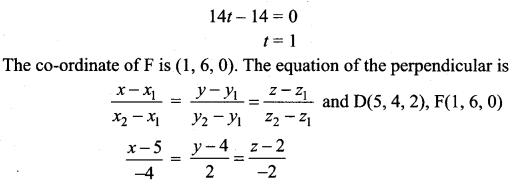 Samacheer Kalvi 12th Maths Solutions Chapter 6 Applications of Vector Algebra Ex 6.5 15