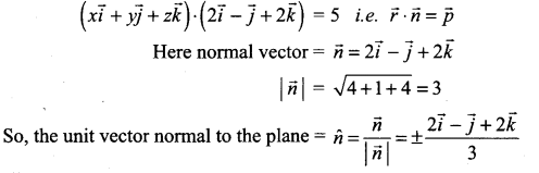 Samacheer Kalvi 12th Maths Solutions Chapter 6 Applications of Vector Algebra Ex 6.6 8
