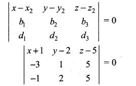 Samacheer Kalvi 12th Maths Solutions Chapter 6 Applications of Vector Algebra Ex 6.8 18