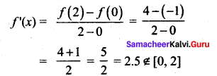 Samacheer Kalvi 12th Maths Solutions Chapter 7 Applications of Differential Calculus Ex 7.3 16